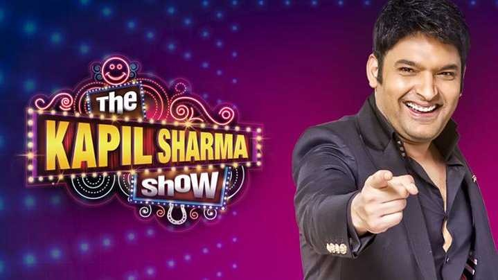 Sony Entertainment Television for The Kapil Sharma (In 23 April 2016)