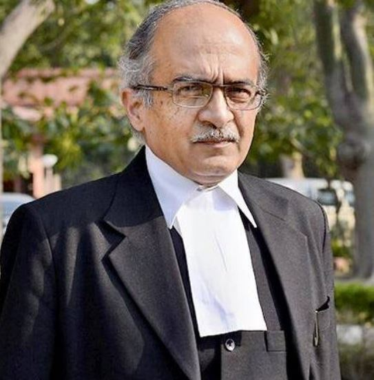 Prashant Bhushan Phone Number, Email ID, Address, Fanmail, Tiktok and More