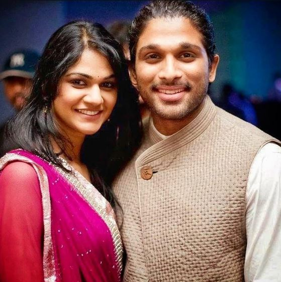 Allu Arjun Wife (Sneha Reddy) Phone Number, Email ID, Address, Fanmail, Tiktok and More