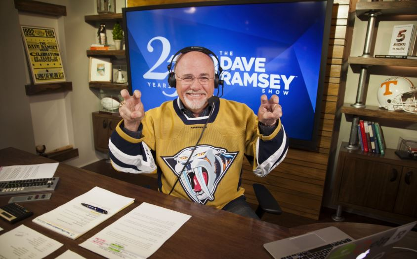 Dave Ramsey Show Phone Number