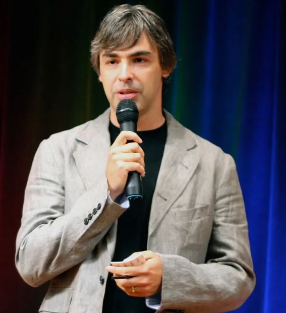 Larry Page Google Phone Number