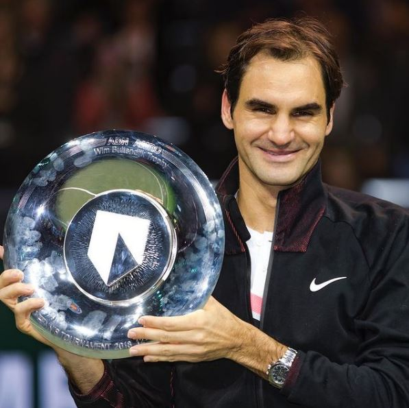 Roger Federer Phone Number, Email ID, Address, Fanmail, Tiktok and More