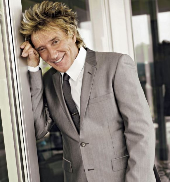 Rod Stewart Phone Number