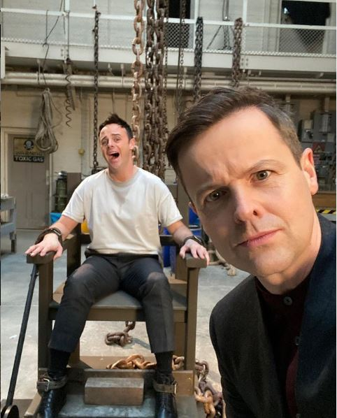 Ant and Dec Phone Number
