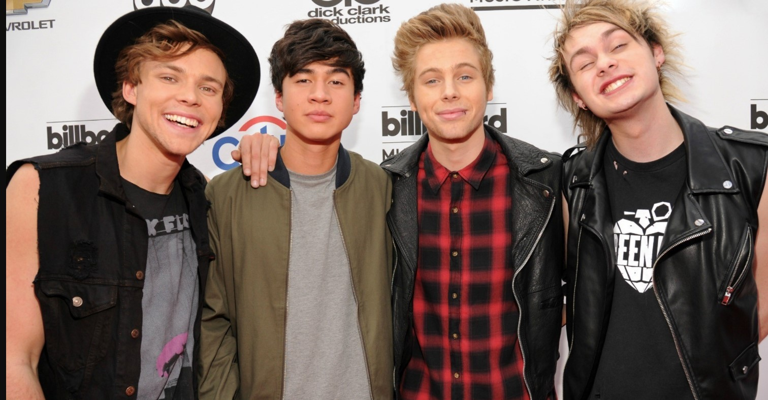 5 Seconds of Summer Phone Number, Email ID, Address, Fanmail, Tiktok and More
